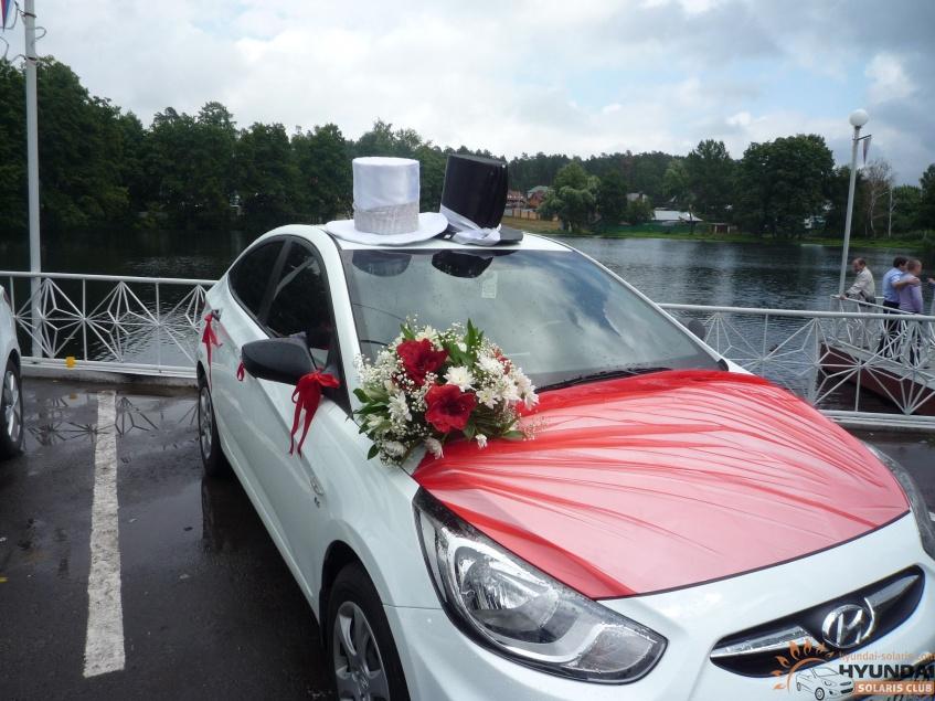 Солярис для свадьбы