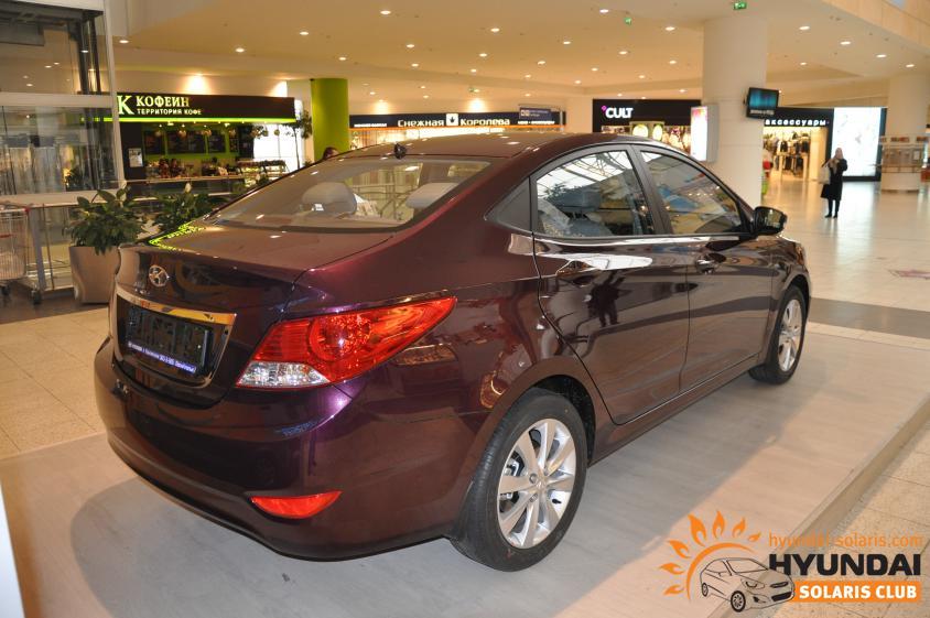 Hyundai Solaris комплектация Family (в МЕГА Белая дача) (80)