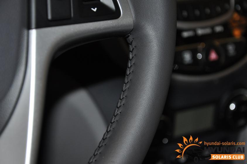 Кожаный чехол на руль гранты - Журнал авто