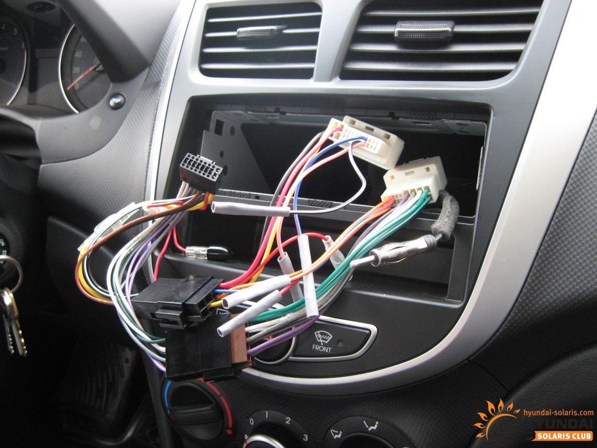 Адаптер кнопок на руле своими руками рио