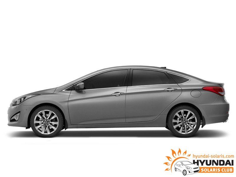 Hyundai рассекретил большой седан …