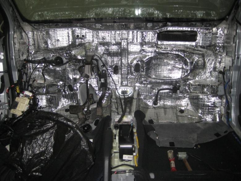 Шумоизоляция мотора авто своими руками - Amx-opt.ru
