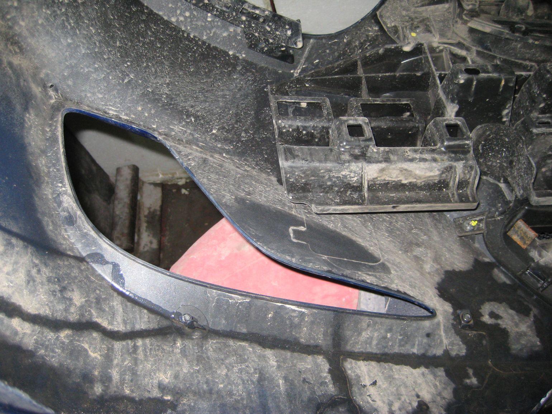 Ремонт переднего бампера хендай солярис своими руками 99